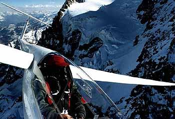 Foto von Ruud Rozendaal in den französischen Alpen