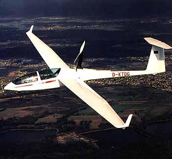 DG-505MB im Flug
